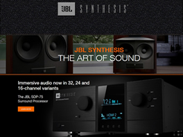 JBL Synthesis One Array